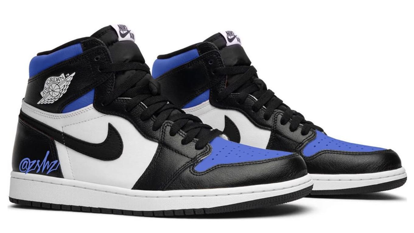 8e3789be630 Air Jordan 1 Retro High OG 'Game Royal' Release Date Spring 2020 ...
