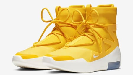 6015465dce0e1 The 'Amarillo' Air Fear of God 1 Released in Chicago for ComplexCon.  Release Dates. July