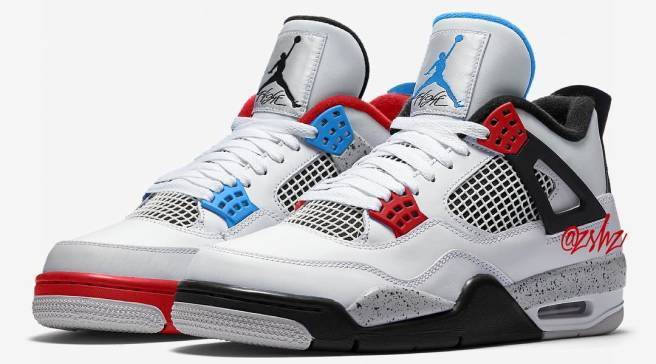 cheap for discount 3025b c3f96  What The  Air Jordan 4 Rumored to Be Releasing on Black Friday