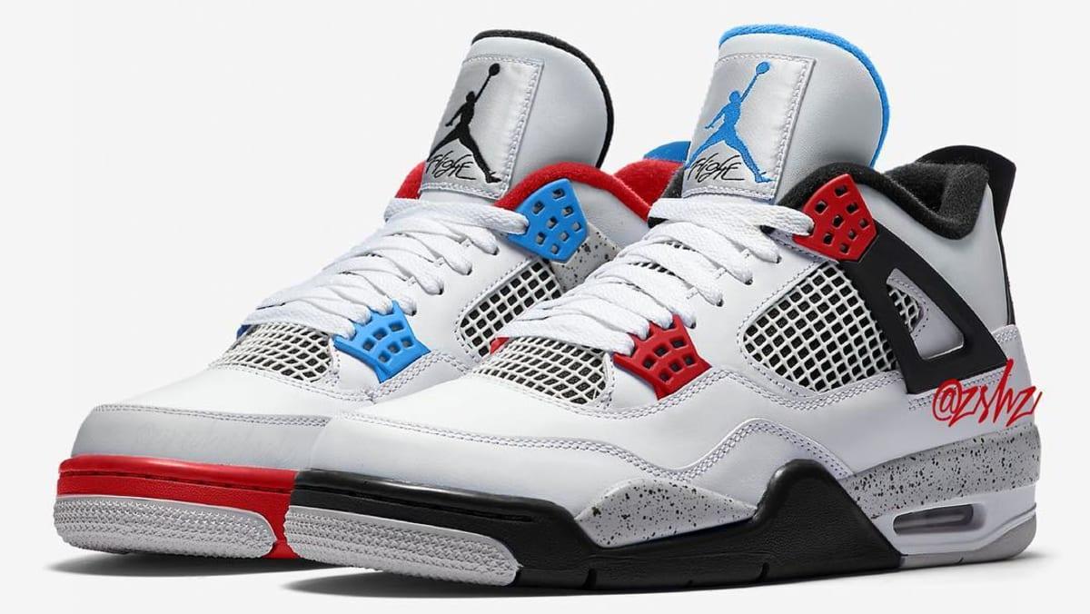 010fb13e3 Air Jordan 4  What The  CI1184-146 Release Date