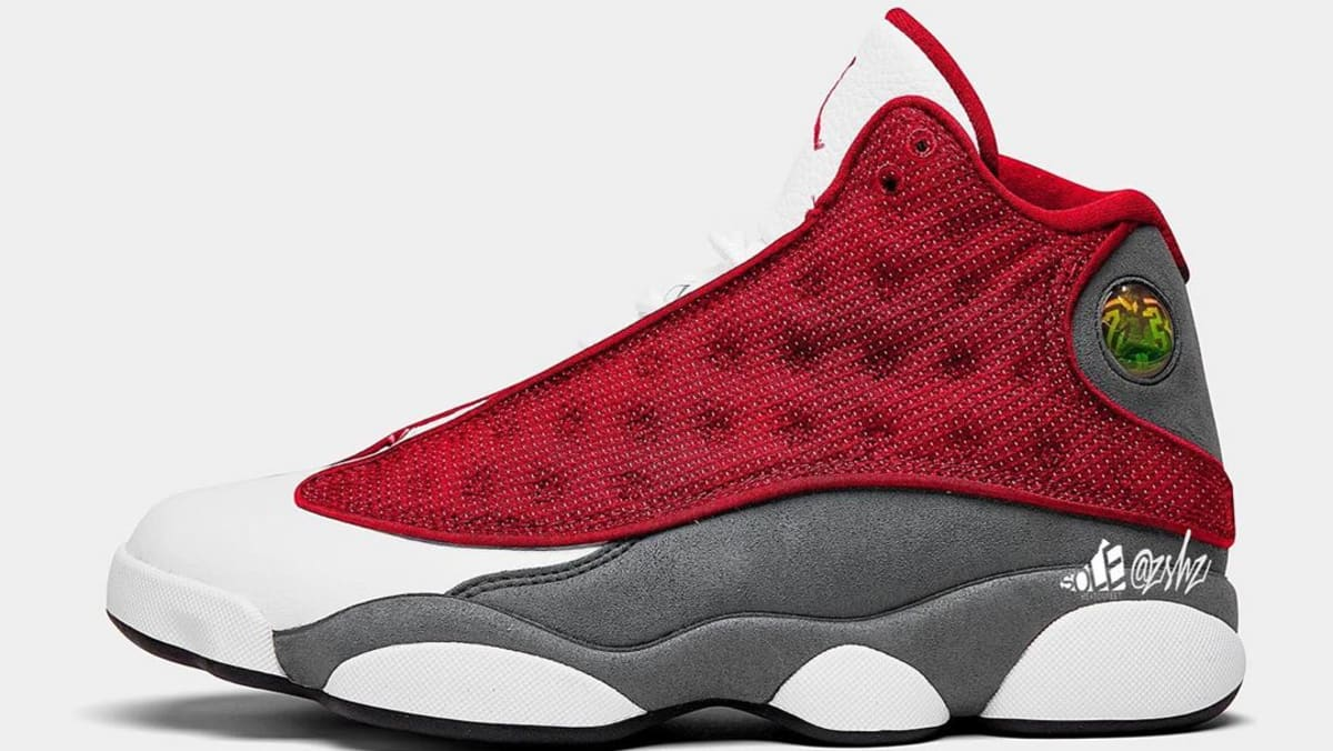 Air Jordan 13 Retro Gym Red 414571 600 Release Date Sole Collector