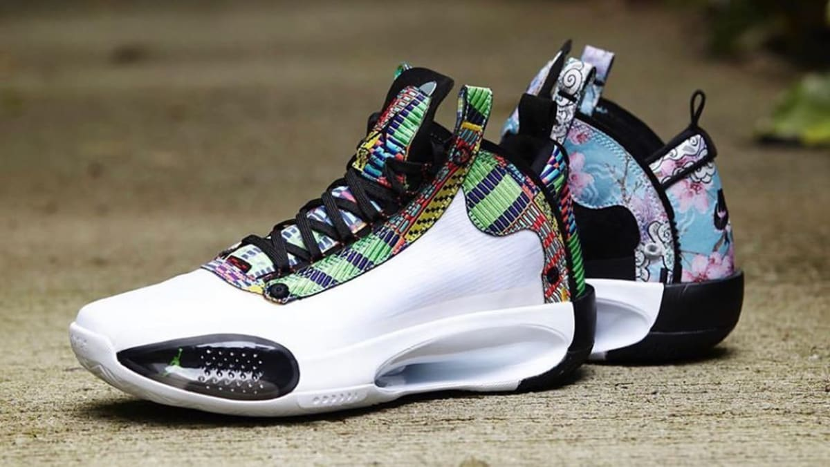 Rui Hachimura Is Getting His Own Air Jordan 34 PE