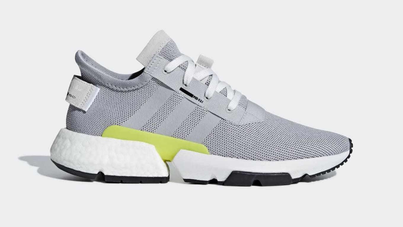 d63c49905cdc3 Adidas P.O.D. Sneaker is Getting a  Grey  Colorway