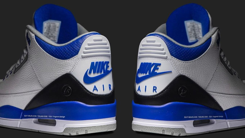 best sneakers 60d3a 0aa66 Hiroshi Fujiwara Spotted in Fragment x Air Jordan 3 | Sole ...