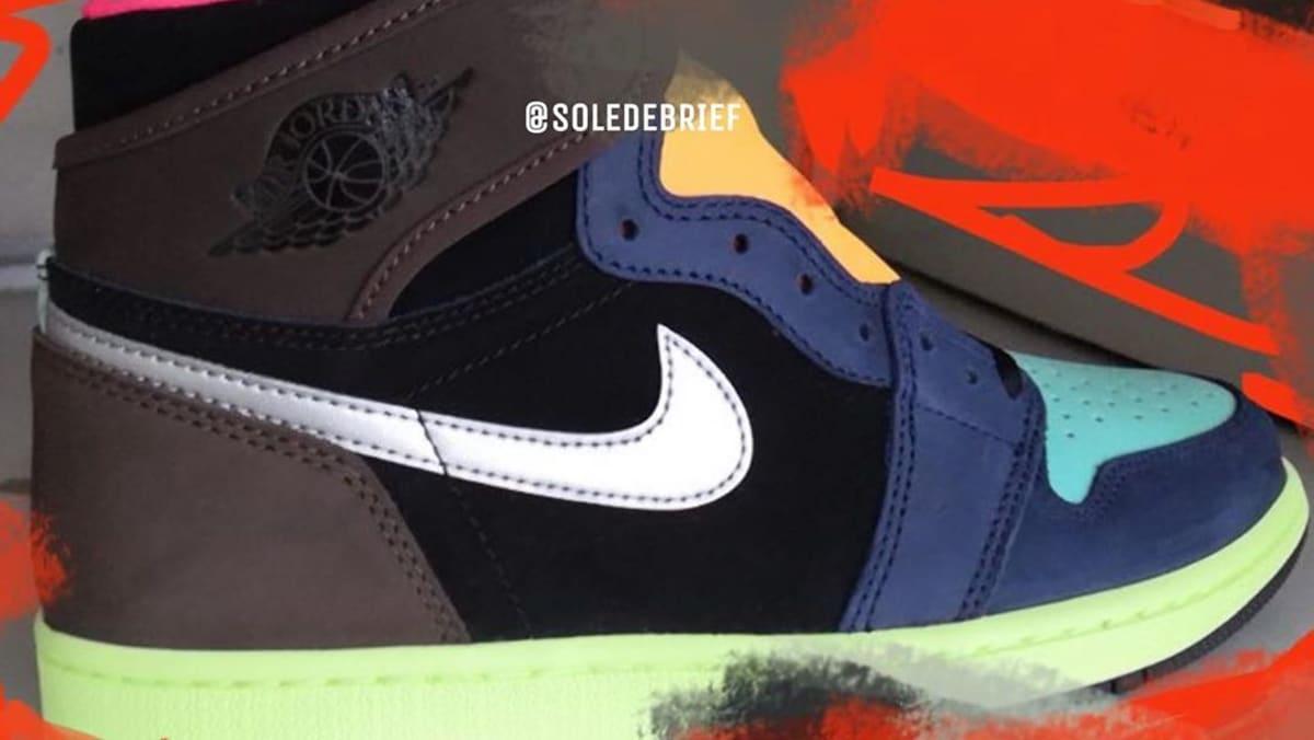 First Look at the 'Bio Hack' Air Jordan 1 High
