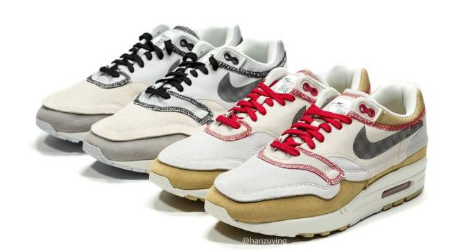 37510741d95960 Nike Flipped the Air Max 1 Inside Out