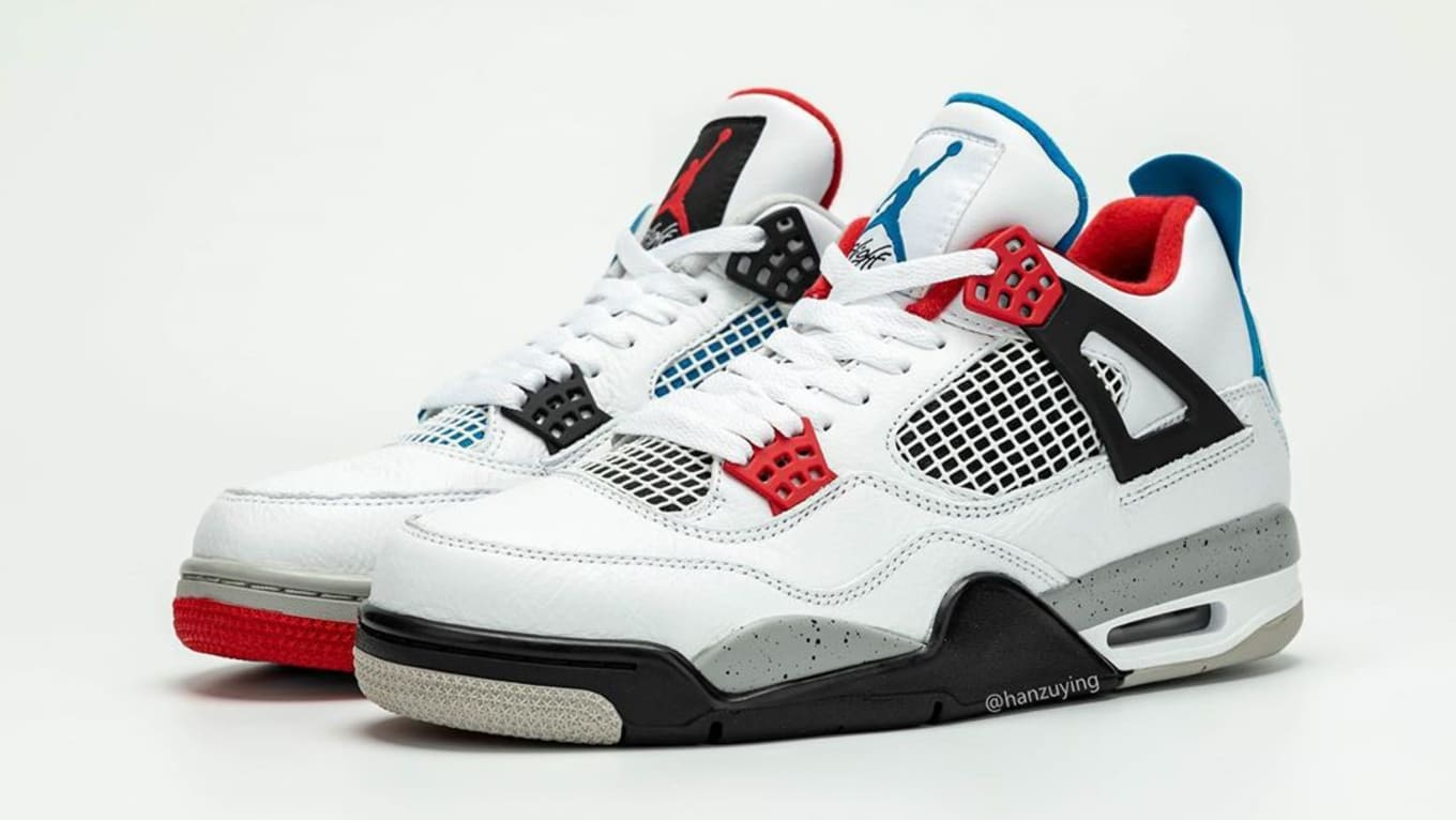 Air Jordan 4 'What The' CI1184-146 Release Date | Sole Collector