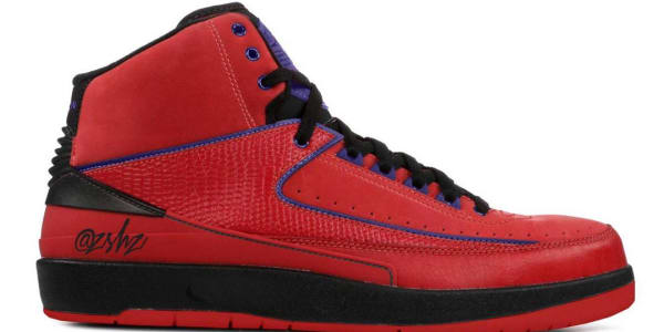 'Raptors' Air Jordan 2 Reportedly Dropping in March