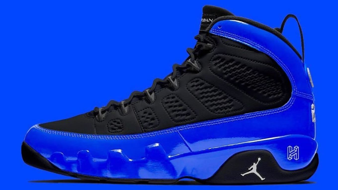 the best attitude a4cfa 380f6 Air Jordan 9 'Racer Blue' Release Date Jan. 2020 CT8019-024 ...