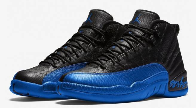 check out 9a71e 0d4c4 A  Game Royal  Air Jordan 12 Is Releasing This Fall