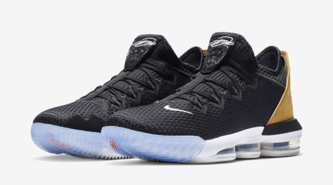 low priced 78b4f 0f167 The Soundtrack LeBron 16 Low Releases This Month