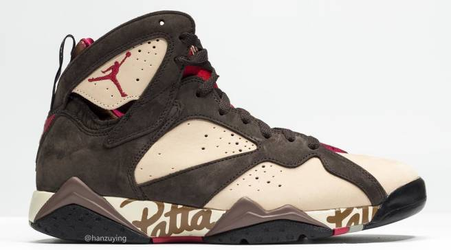 size 40 5873a 41ef1 Air Jordan 7   Sole Collector