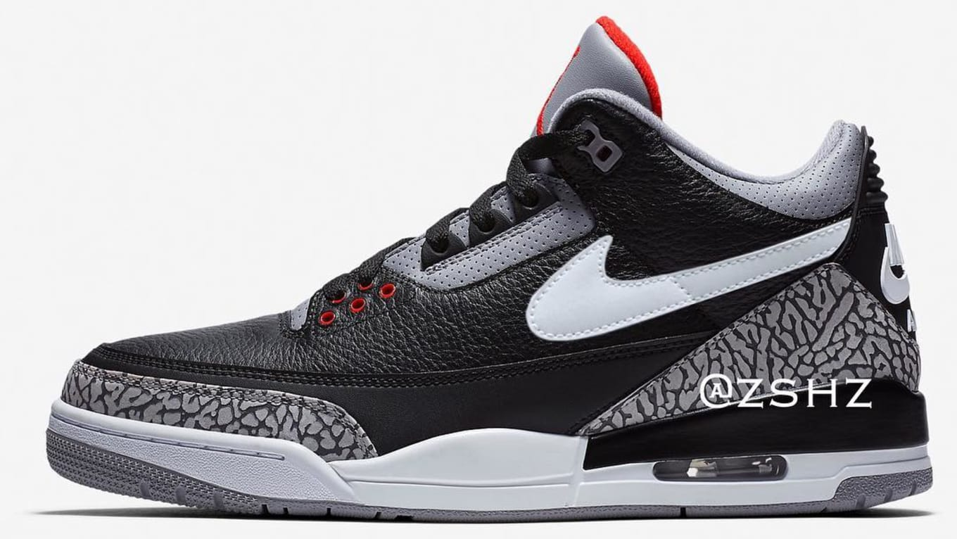 Air Jordan 3 Retro TH SP  Tinker  Release Date Aug. 2019 CK4348-007 ... b6eae48224bd