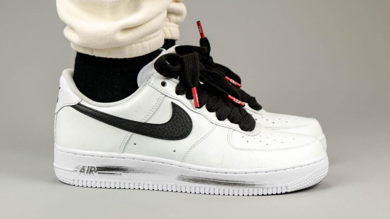 Peaceminusone X Nike Air Force 1 Low White Black Release Date