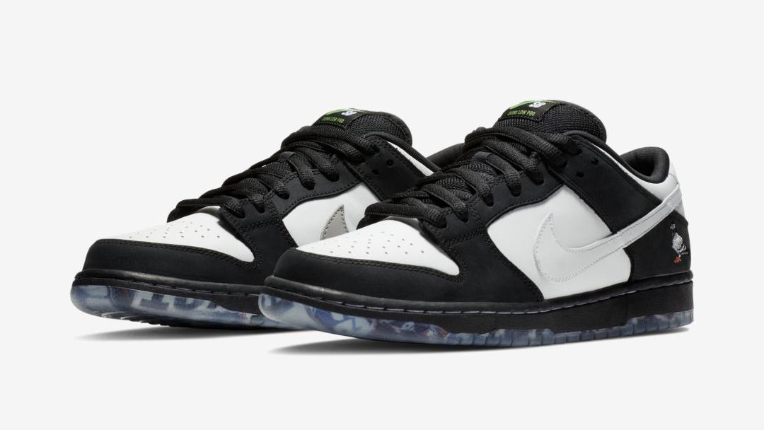 2dafa3760ada20 Staple x Nike SB Dunk Low  Pigeon 3  Teaser Image