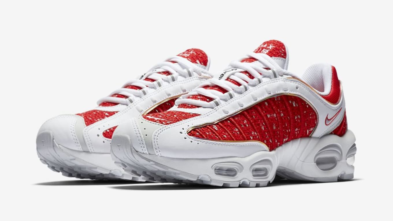Supreme s Nike Air Max Tailwind 4 Collab Is Coming Soon b20aa365f02a