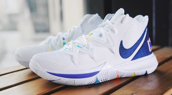 low priced ad6ea 6de2b The Kyrie 5 Joins the  Have a Nike Day  Collection