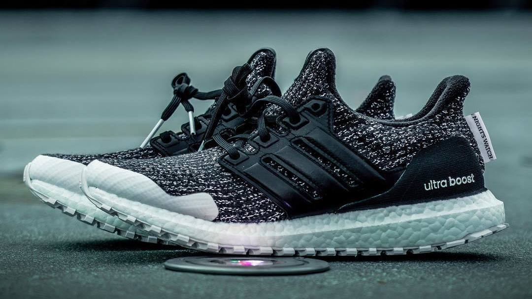 Game of Thrones  x Adidas Ultra Boost  Night s Watch  Release Date ... 1683aad9f