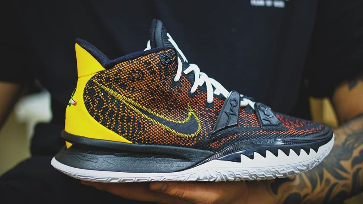 First Look at the 'Raygun' Kyrie 7