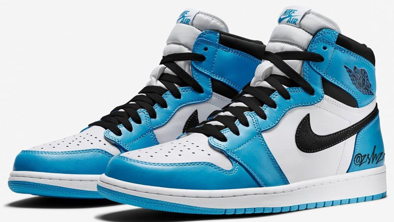 Air Jordan 1 Hi Unc Release Date 555088 134 Sole Collector