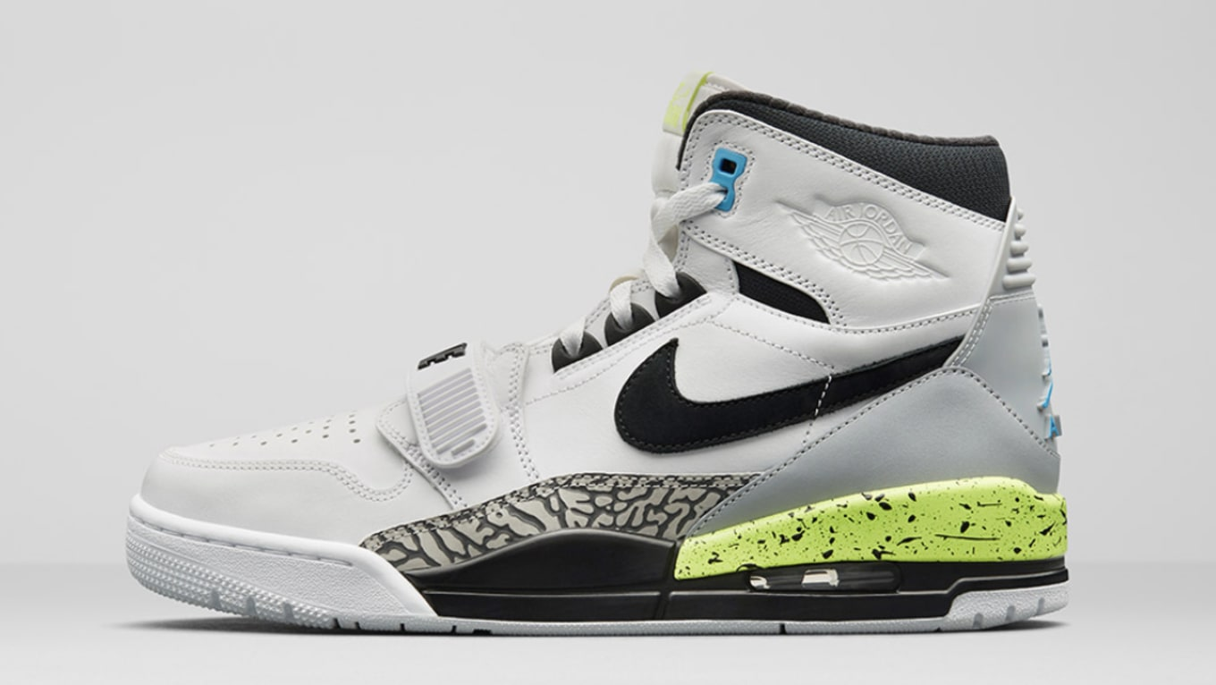 b732337faafe Don C x Air Jordan Legacy 312 headlines this month of releases.