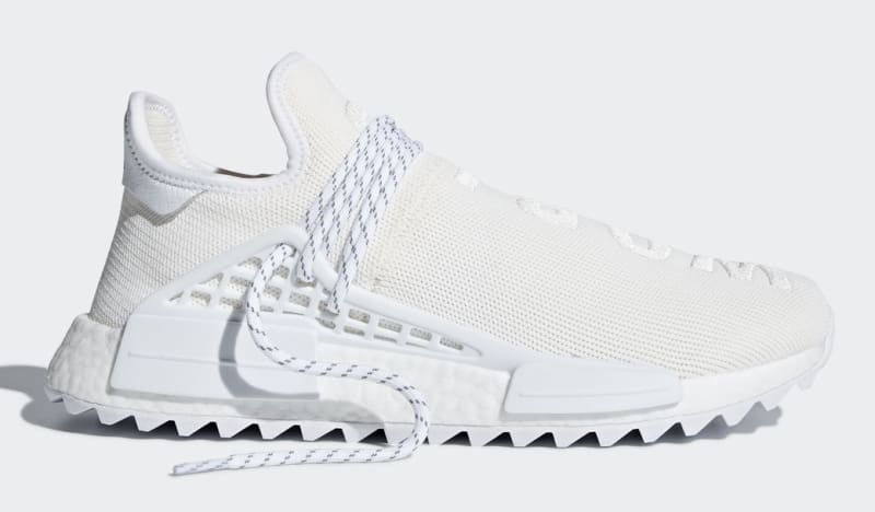 Pharrell x Adidas Blank Canvas Pack NMD HU Trail AC7031 Tennis HU DA9613  Stan Smith DA9611 Release Date  Sole Collector