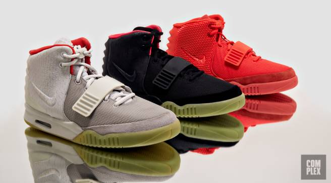 Nike Air Yeezy   Sole Collector