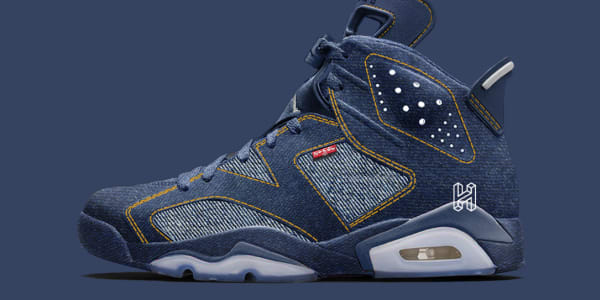 Levi's Is Rumored to Get an Air Jordan 6 Collab