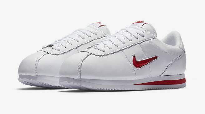 sports shoes f154f 8e0ca Jewel Swoosh Nike Cortezes Are Releasing Too