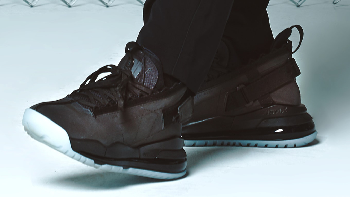 296cbeed1e0a A Ma Maniere Officially Reveals the  Atlanta Nights  Jordan Proto-Max 720
