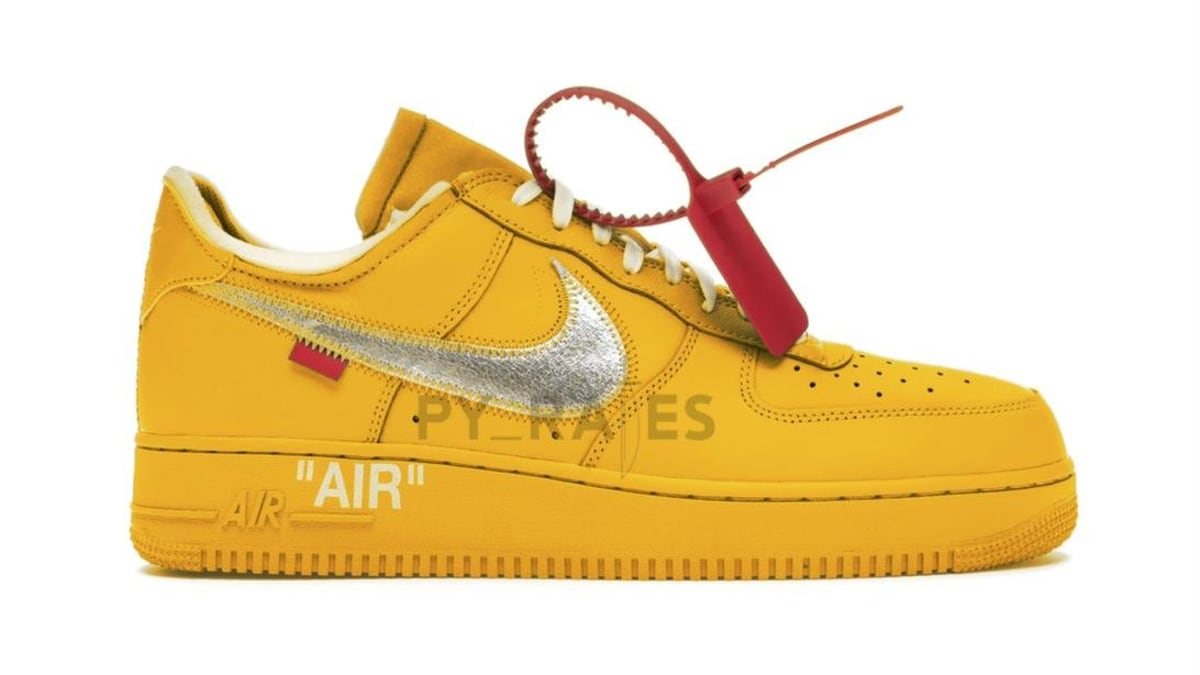 air force 1 off whie