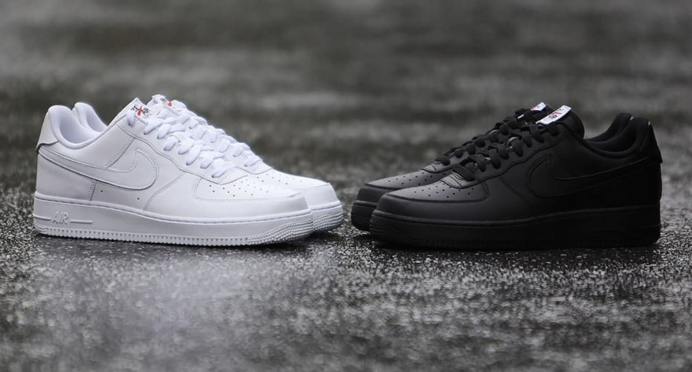 sports shoes a435d d9674 Nike Air Force 1 x All Star Releasing Feb. 2018. | Sole ...