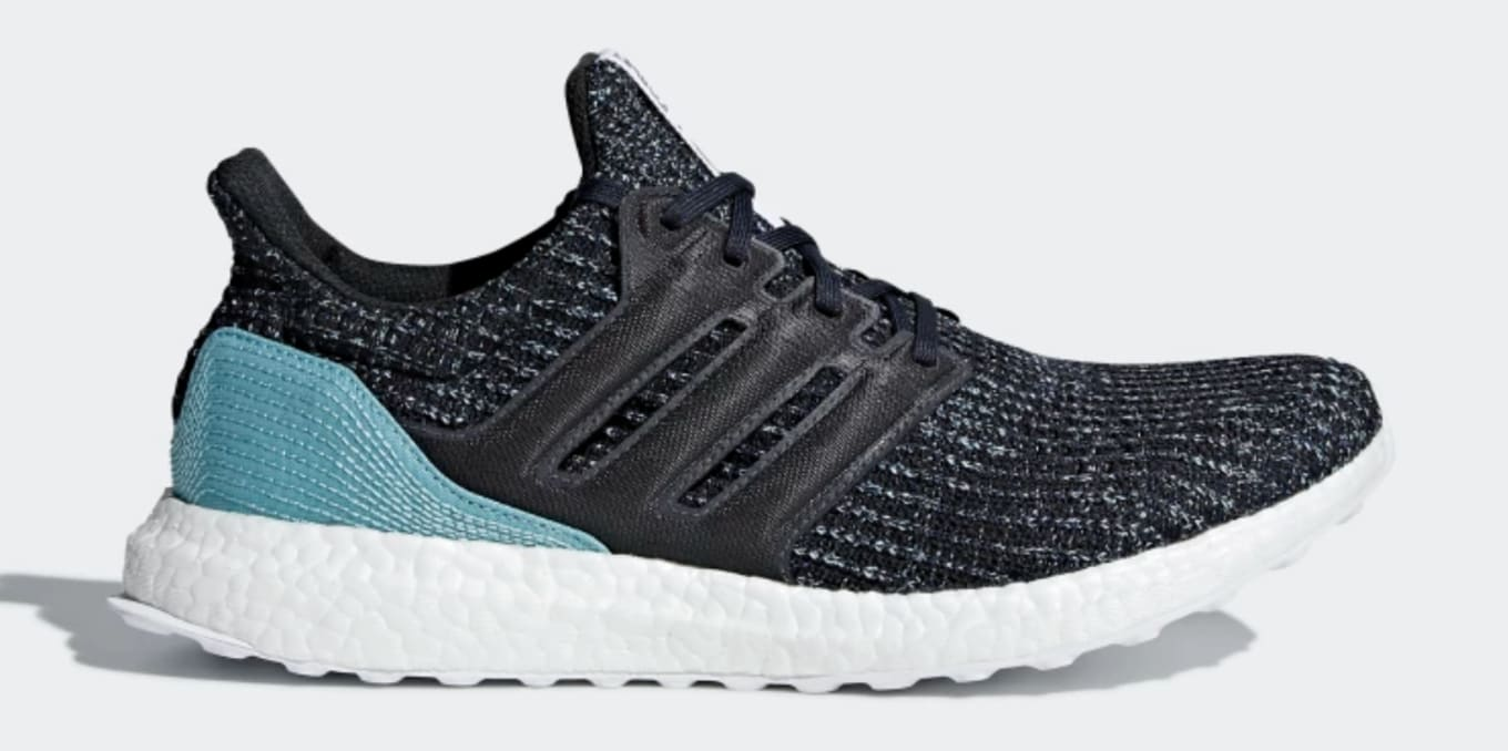 0be14e6b8b3 Parley x Adidas Ultra Boost 4.0  Carbon
