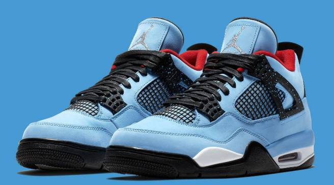 2434d8693e29 Travis Scott s Air Jordan 4 Collab Dropping Sooner Than Expected