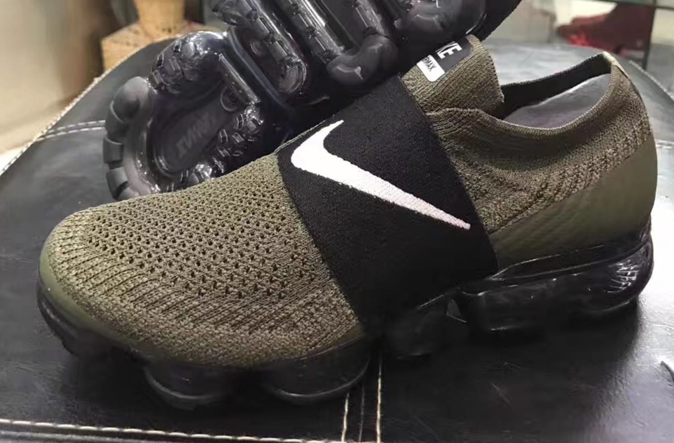 hot sale online 9653b 796e7 Nike VaporMax Laceless Sample | Sole Collector
