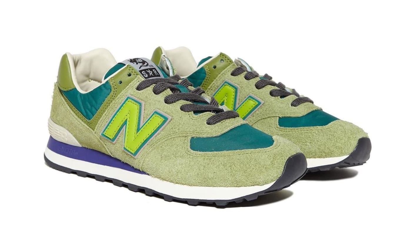 Stray Rats x New Balance 574 Collaboration Release Date | Sole ...