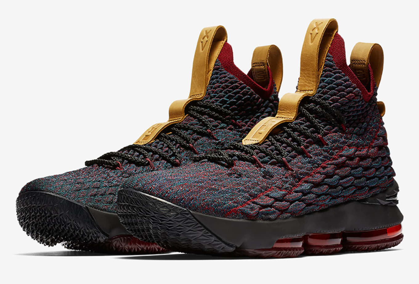 24cc16f2de8 Nike LeBron 15  New Heights  897648-300 Release Date