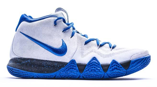 watch 80126 1df88 Duke Basketball Has Exclusive Nike Kyrie 4 Sneakers