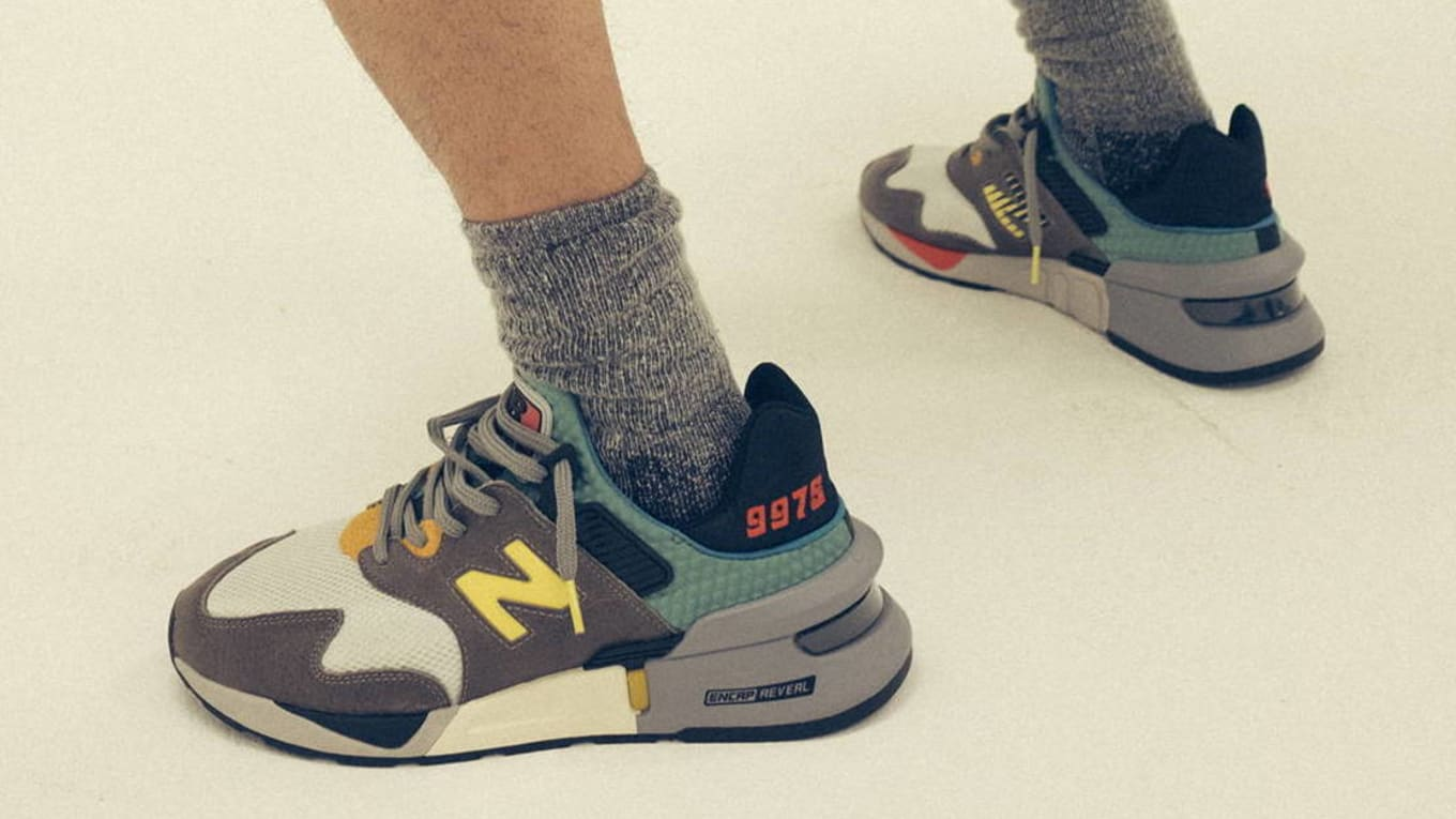 a61b7db9d4c New Balance. Image via Bodega. This past April, Bodega released the