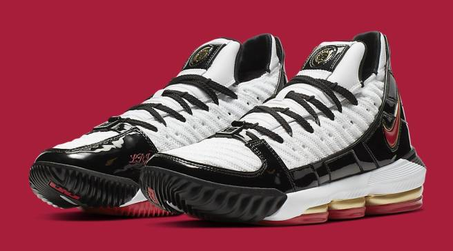 free shipping 3c9d7 22663  Remix  Nike LeBron 16s Are Up Next in  LeBronWatch