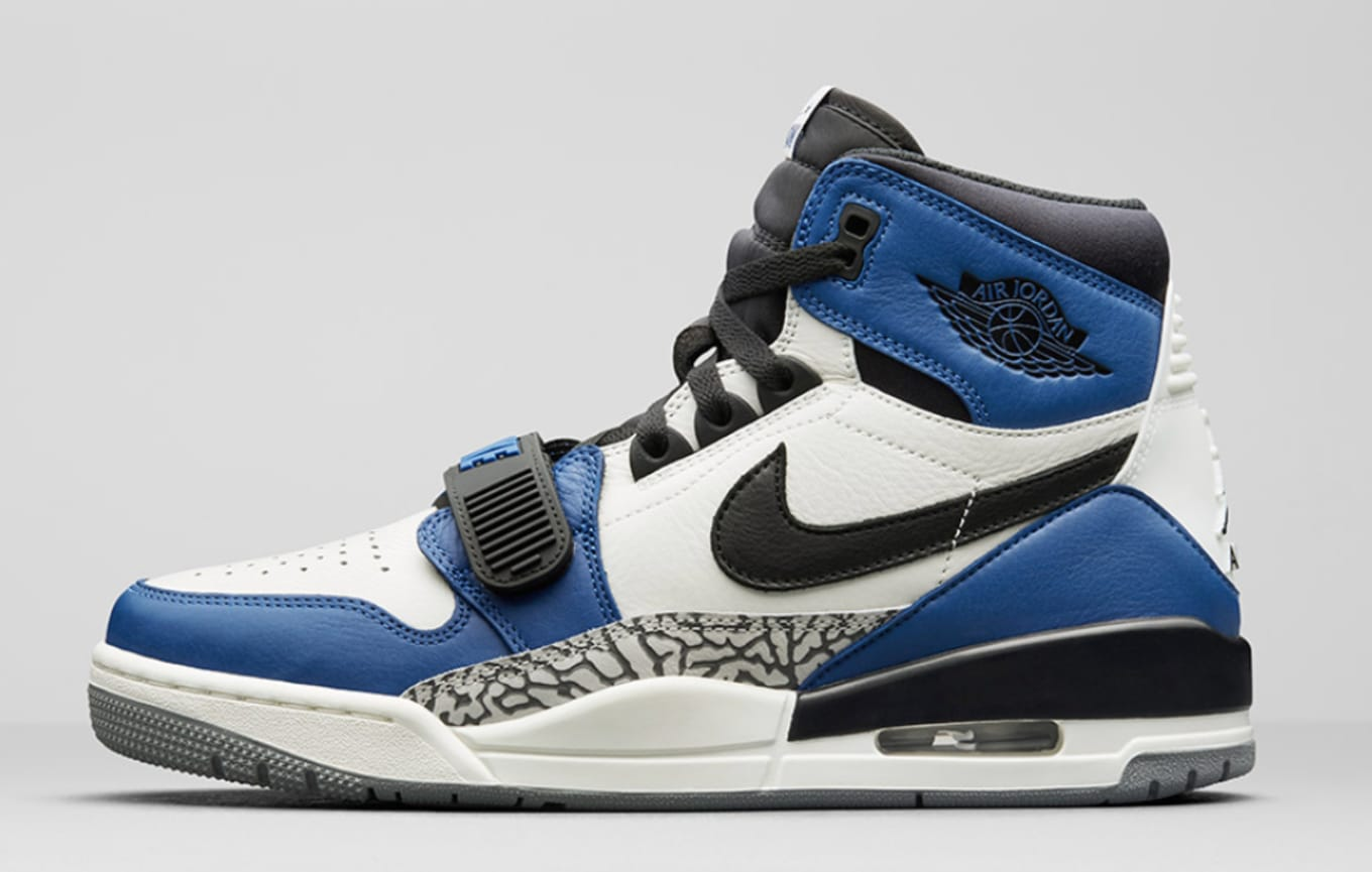 30113bfbd7af46 Don C Jordan Legacy 312 Five Launch Colorways Release Date