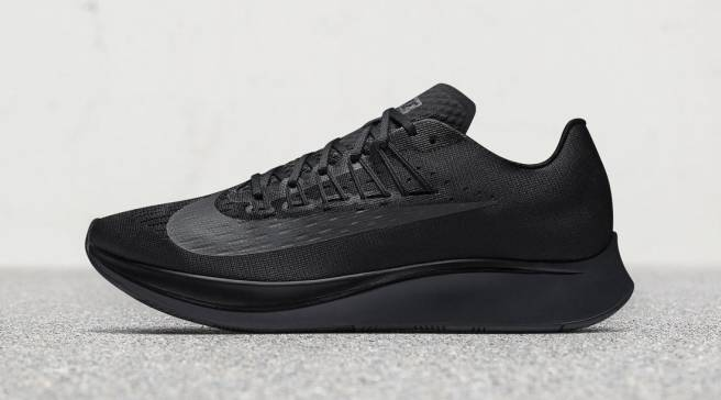 14db140d6e49 The  Triple Black  Nike Zoom Fly Releases in November