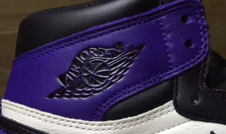0ce7526ba0ff Air Jordan 1  Court Purple  Release Date