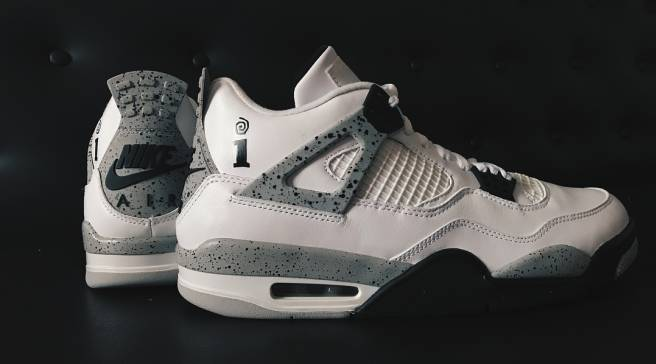 4854b7c6245 Exclusive Air Jordan 4s for Friends and Family of Interscope Records