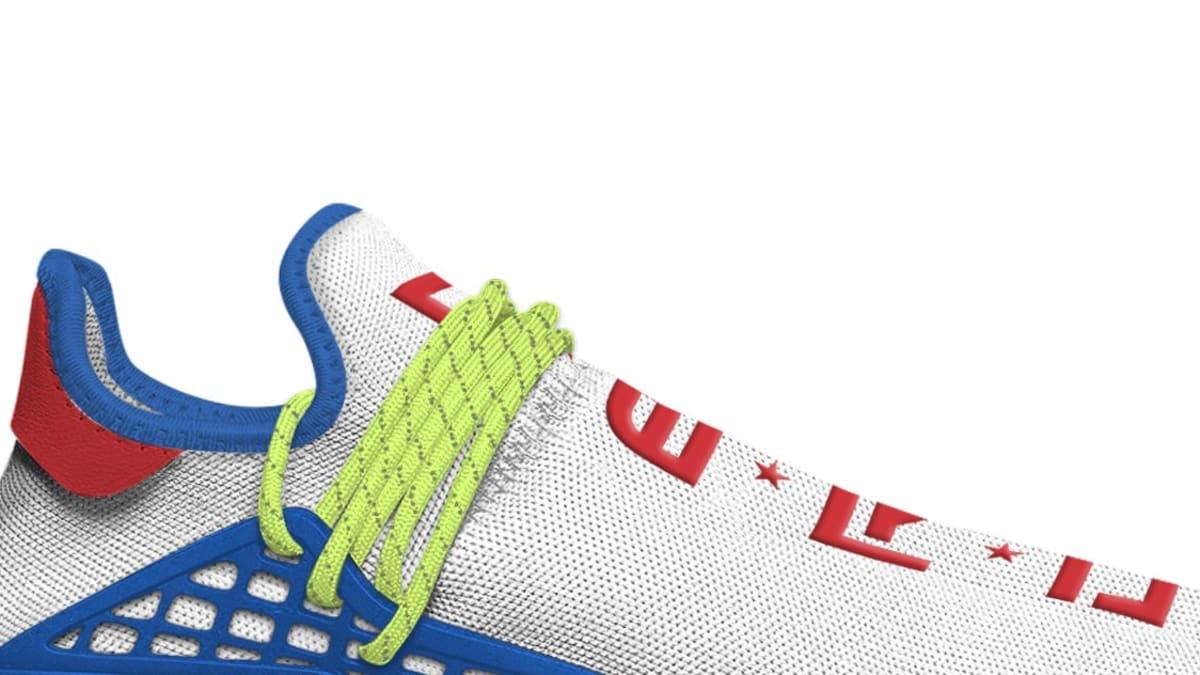 32bfc6046 Pharrell Williams x Adidas NMD Hu  N.E.R.D.  Virginia Beach Exclusive -  Premier Kicks