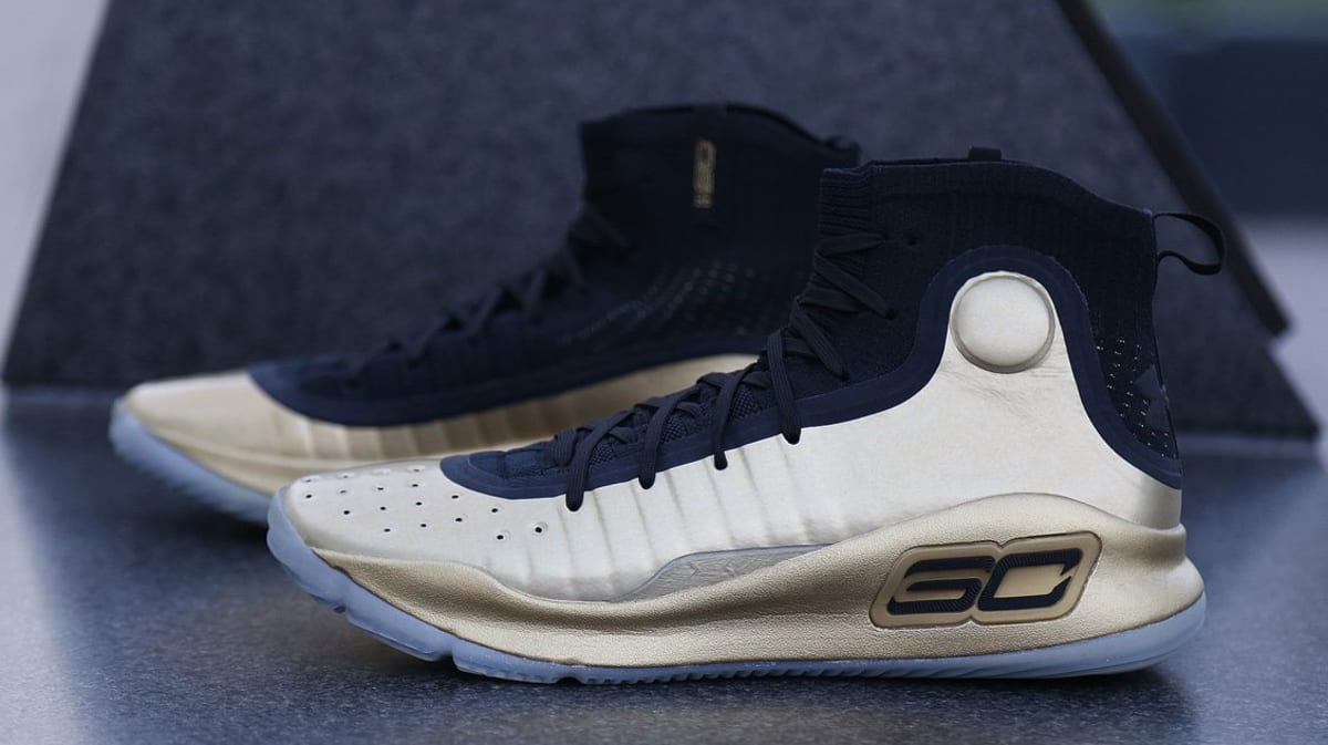 Deja boo: Stephen Curry's new shoe line once again roasted on
