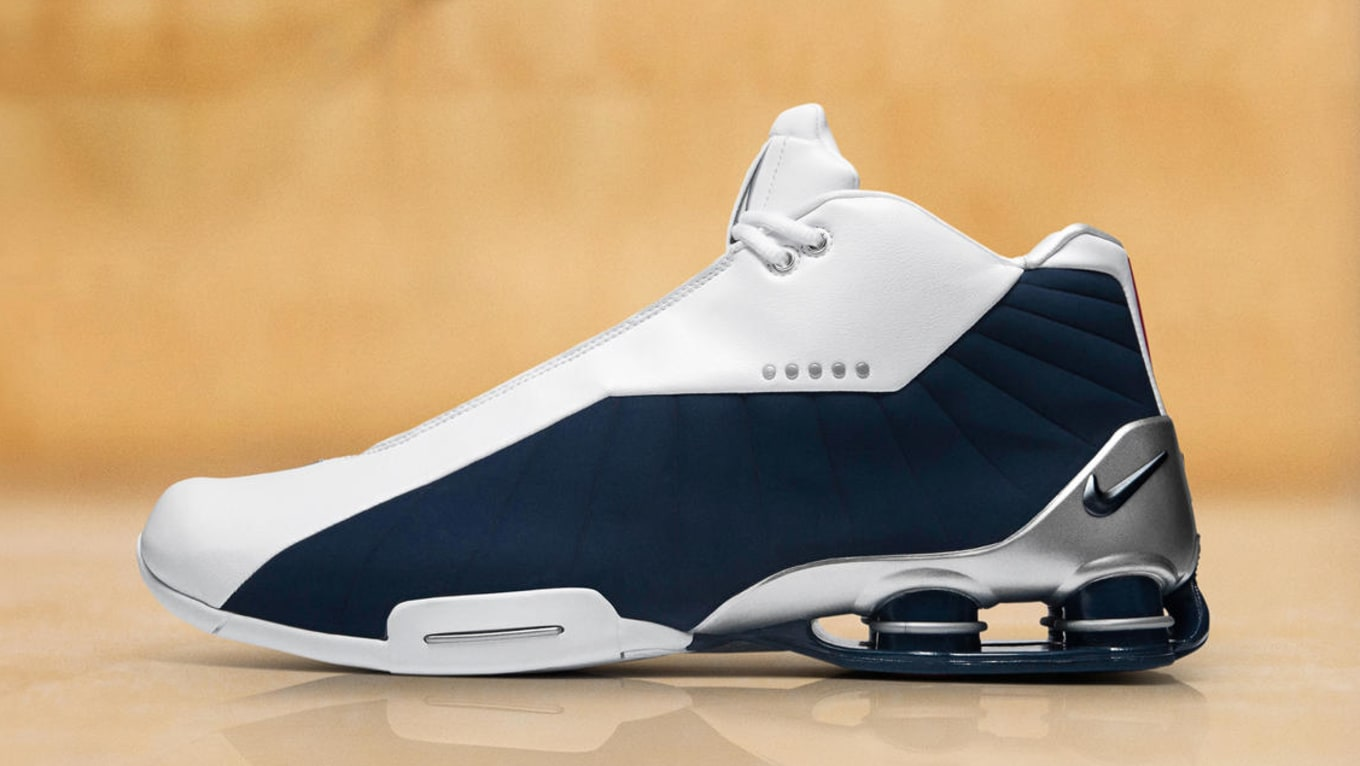 competitive price 781c8 3a07c Nike Shox BB4  Olympic  Release Date June 29, 2019   Sole Collector