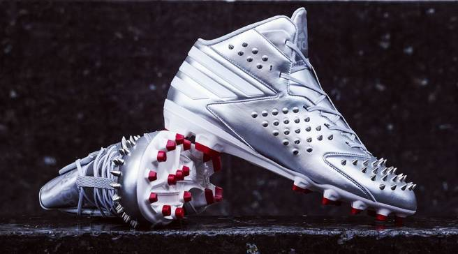 8e97be48523f5 Somebody Spiked Von Miller s Cleats