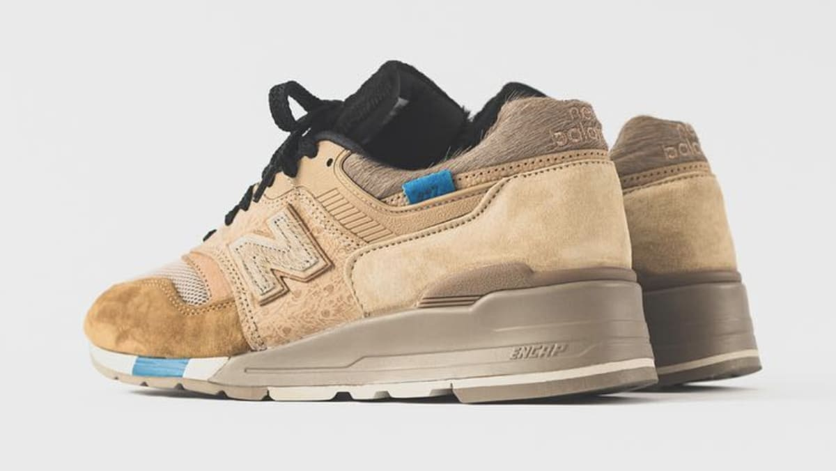 2fa696313d685 Kith x Nonnative x New Balance 997 Release Date | Sole Collector