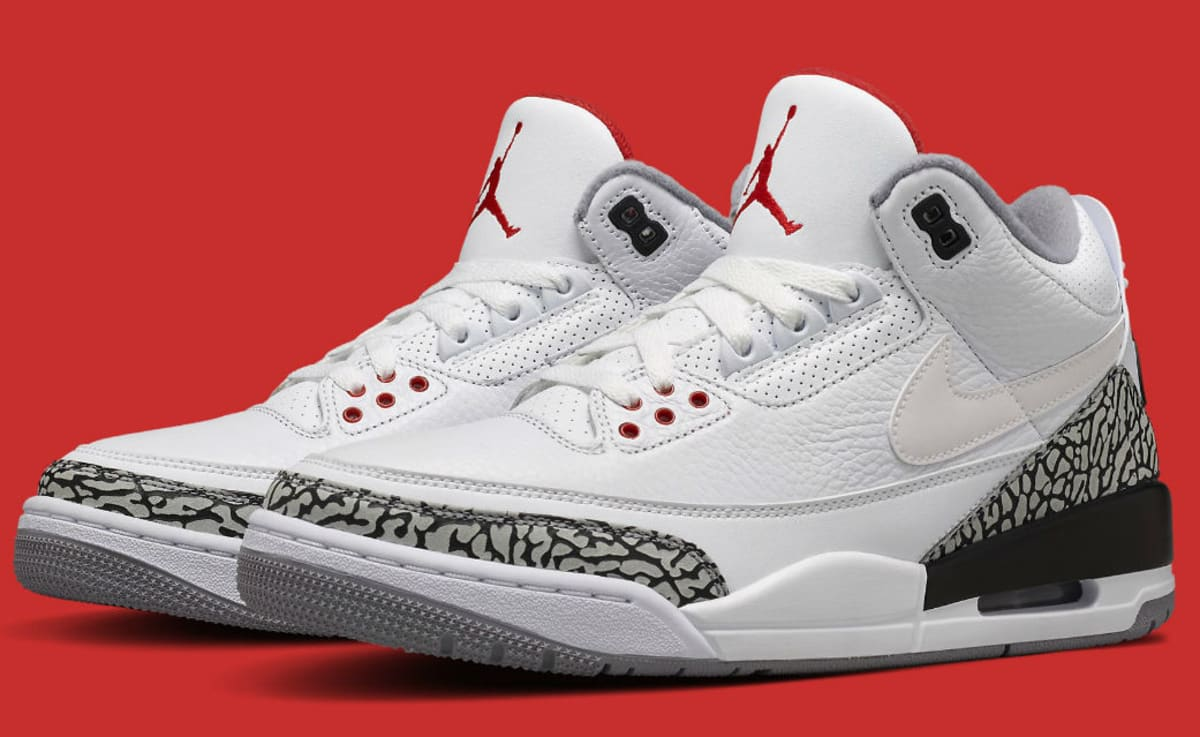 d4a8cae2f72c55 ... Justin Timberlake x Air Jordan 3 JTH 2-Minute Warning Toronto Release  Sole Collector ...